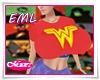 BIMBO EML DC WonderWoman