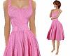 TF* Pink Check Sundress