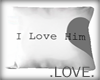 .LOVE. His&Her Love Pilo