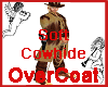 Soft Cowhide Overcoat