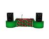 Christmas Dj Booth