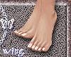 Bare feet . normal