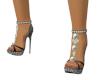 Dove Grey Heels
