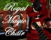 Royal Magic Chair