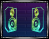 � Neon Speakers