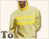 To ; Yellow Turtleneck