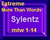 Extreme More Than Words