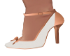 Stas-Cream/Bronze Heels