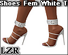 Shoes Fem White *T