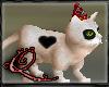 !Q White Kitten Party