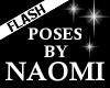Naomi Poses