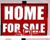 @Dx@ Home For Sale sign