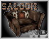 (W) Saloon Cuddle Chair
