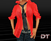 (dt)Red shirt & Tie