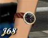 J68 Silver Watch