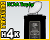 H4K UW Champ Trophy