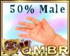 QMBR 50% Hand Scaler M