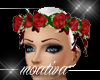 headband floral wreath