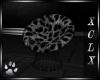 XCLX Paws Chair (W)