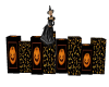 Halloween Pose Boxes