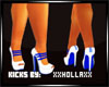 XxHollaxX BlueSexy Heels