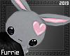 f  Furry Bunny Friend