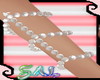 Lower Arm White Pearls