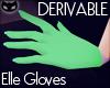 |SIN| Elle Gloves Deriv