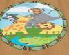 Baby Safari Rug