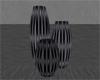Modern Art: Vase Trio