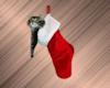 Kitty Stockings Sticker