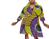 MYZ AFRICA PURP N GOLD