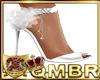 QMBR Wedding White