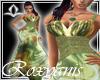 Green Gown XXXL