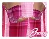 Pink Plaid Babe Heels