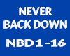 [iL] Never Back Down