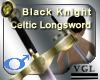 BK Celtic Longsword