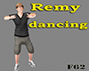 Remy dancing