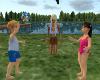 Animated  BeachBall Kids