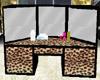 Cats Leopard Vanity