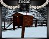 Winter Dream Mail Box