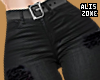 [AZ] RLL Black jeans