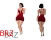 F]Red dress BRZ