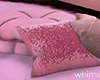 Pink Cloud Floor Pillows