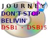 DONT STOP BELIVIN   DJ