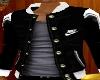 lack & White  Jacket