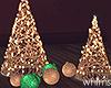 Christmas Light Trees