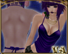VA ~ Sparkly Purple Top