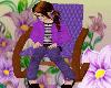 ~TC~ purple chair
