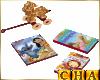 Cha`Toddler Books